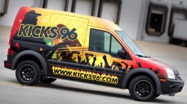 Kicks Crew On The Road Kicks 96 Wqlk Fm