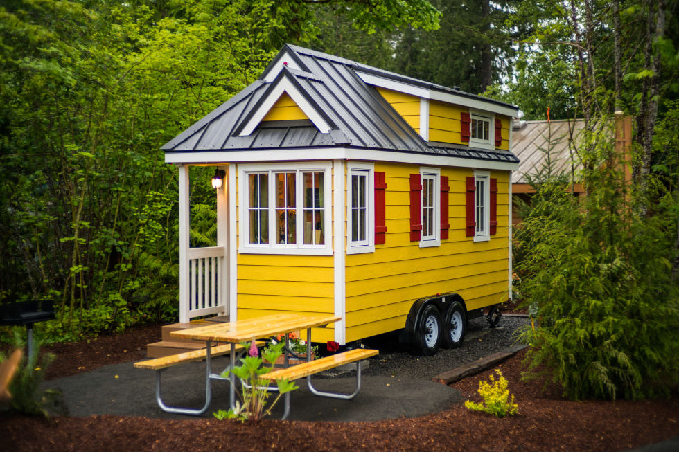 Tiny House Village Proposed For New Paris